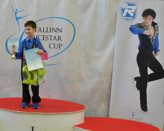 First Day Tallinn Icestar Cup 2018