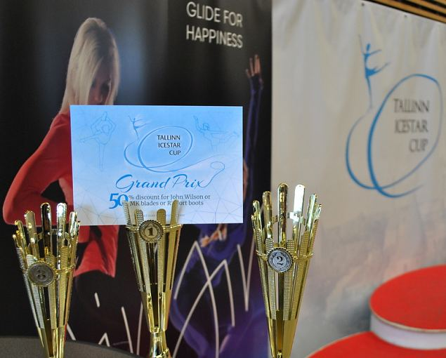 2. day of Tallinn Icestar Cup 2018 has passed